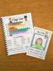 All About Me and Graphing Our Class Bundle - Save 20%