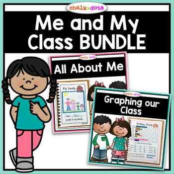 All About Me and Graphing Our Class Bundle