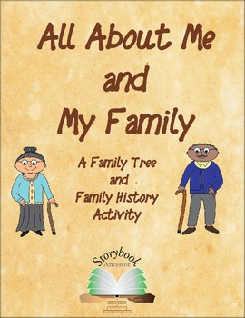 All About Me and My Family