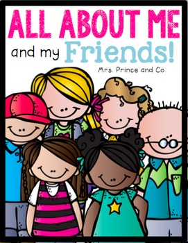 All About Me and My Friends!