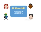 """All About Me"" themed lesson plan"