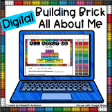 All About Me with Building Bricks - Digital Version