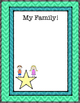 """All About Me/Child of The Week """"This Book Is About..."""""""