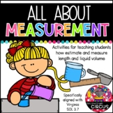 All About Measurement (Virginia SOL 3.7)