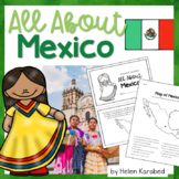 All About Mexico Booklet
