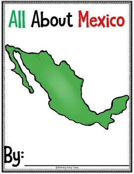 All About Mexico: Informative Writing