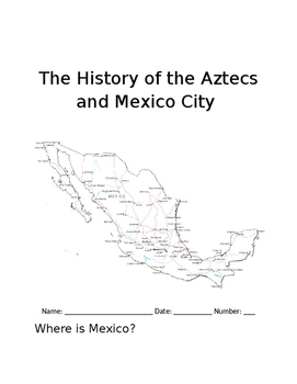 All-About Mexico and the Aztec People