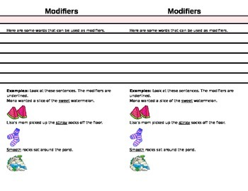 All About Modifiers