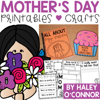 Mother's Day Crafts, Printables, and Activities