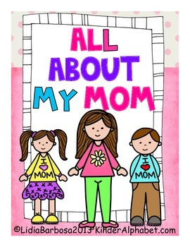 All About Mom Journal Prompts