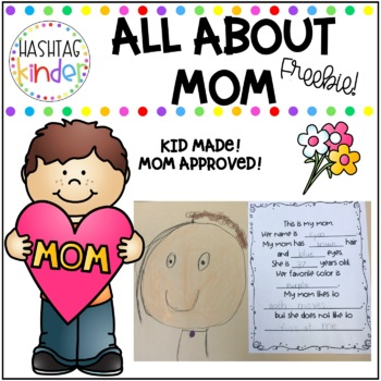 All About Mom - Kid Made!