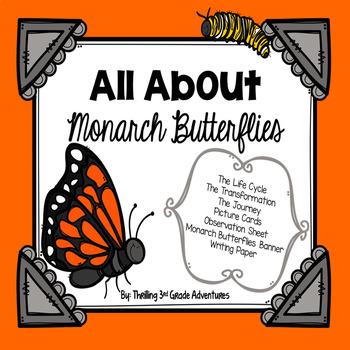 All About Monarch Butterflies