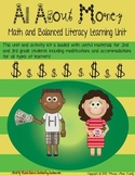 All About Money Learning Unit Reg and Special Ed Math and Balanced Literacy