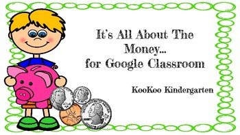 All About Money for Google Classroom