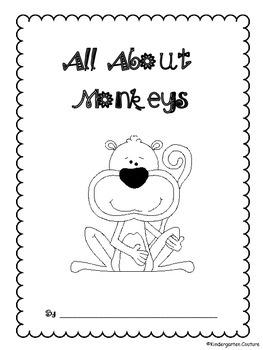 All About Monkeys - freebie