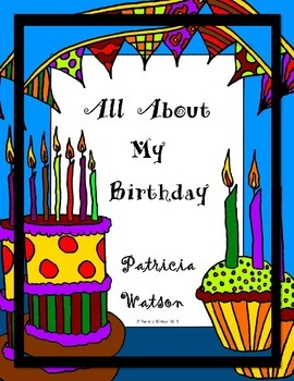 All About Me: My Birthday Worksheets