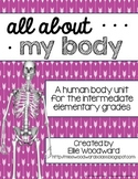 All About My Body Unit