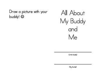 All About My Buddy and Me