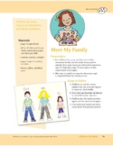 All About My Family: Art and Cooking Activities