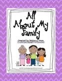 """All About My Family"" Book"