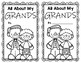 All About My GRANDS Booklet and Graphic Organizer