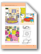 All About My Home: Storyboard Pieces