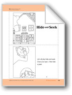 All About My Home: Take-Home Book