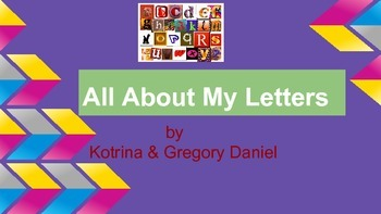 All About My Letters