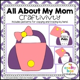 Mother's Day Craft {All About My Mom Purse}