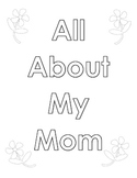 All About My Mom book cover