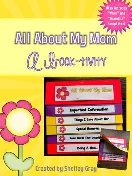 All about my mommumgrandma a book tivity by shelley gray tpt all about my mommumgrandma a book tivity maxwellsz