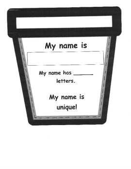 All About My Name