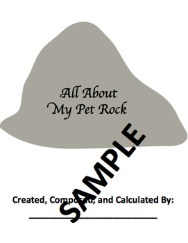 All About My Pet Rock