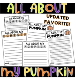 All About My Pumpkin