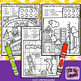 All About My School Counselor:  Color by Number Activities