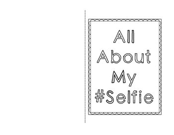 All About My #Selfie End of Year Book