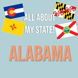 All About My State - Alabama