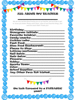 Thank You Mint Tags Pic besides Original in addition All About My Teacher Printable Thank You Teacher Free Printable additionally My Favorite Things List Template together with Back To School Prayers For Your Children X. on teachers favorite things template