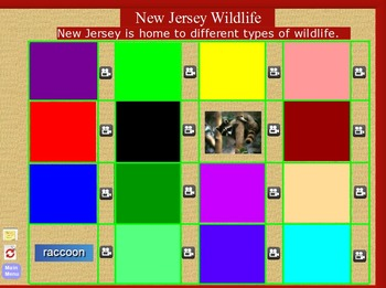 All About New Jersey State