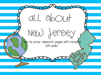 All About New Jersey