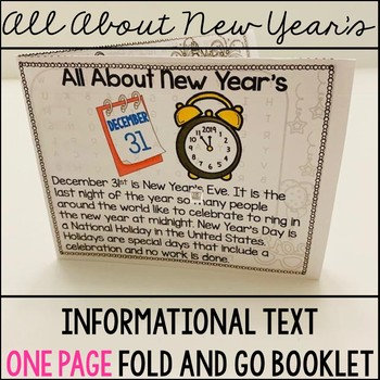 All About New Year's