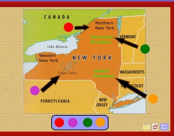 All About New York State