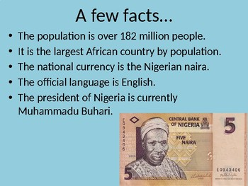 All About Nigeria