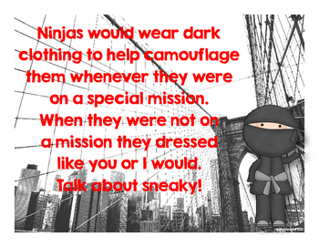 All About Ninjas Resource Pack
