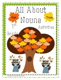 All About Nouns-1st Grade