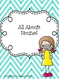 All About Nouns Activity Packet!