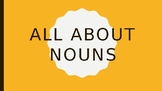 All About Nouns - FREEBIE