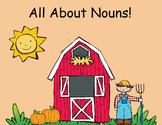 All About Nouns- Flipchart
