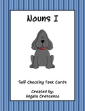 All About Nouns I Task Cards