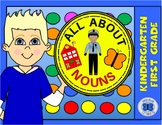 All About Nouns! Kindergarten and 1st Grade
